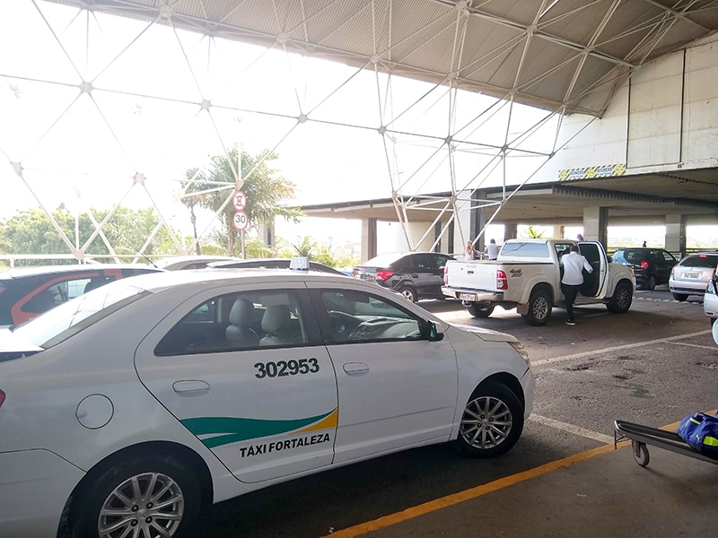 Uber em Fortaleza