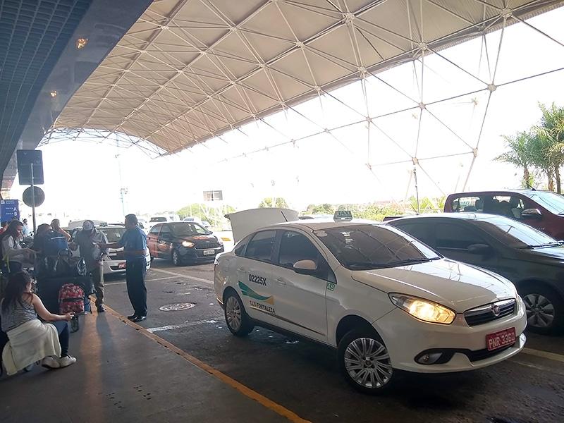 Preço do transfer em Fortaleza