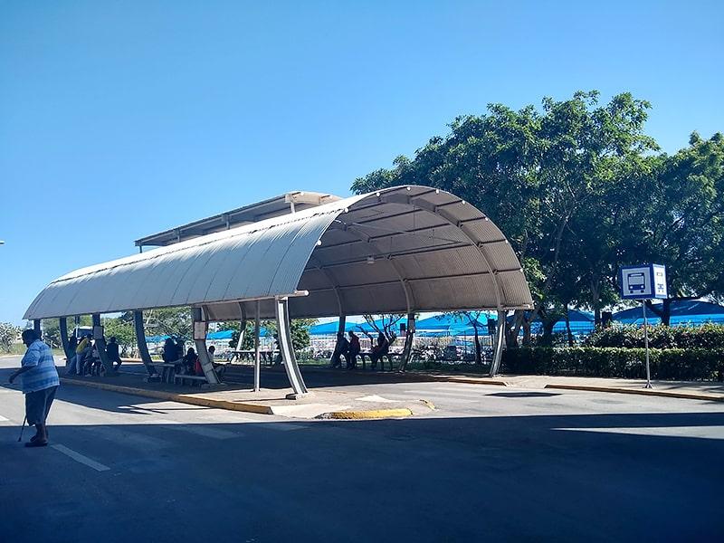 Ônibus de Fortaleza para a Praia