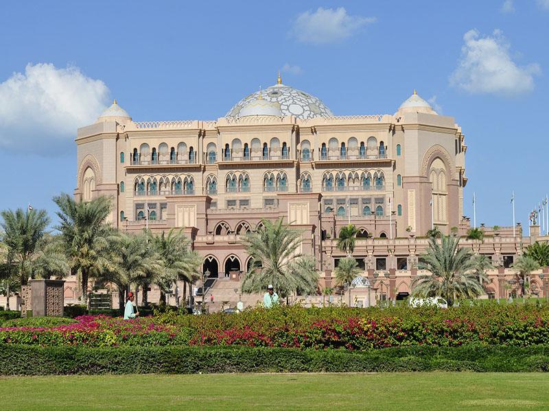 Roteiro de 7 dias em Abu Dhabi