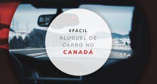 Aluguel de carro no Canadá