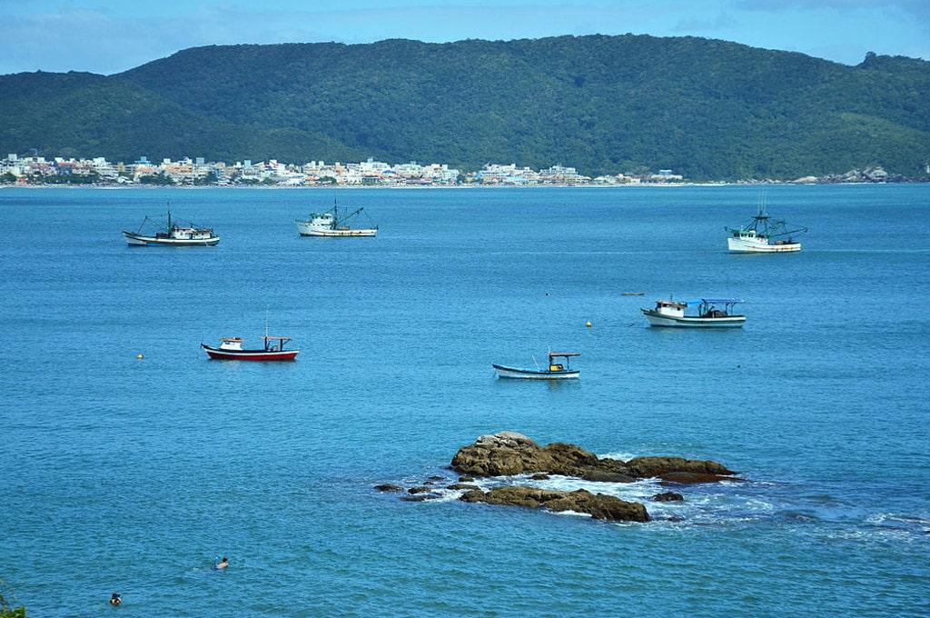 praias de santa catarina - bombinhas
