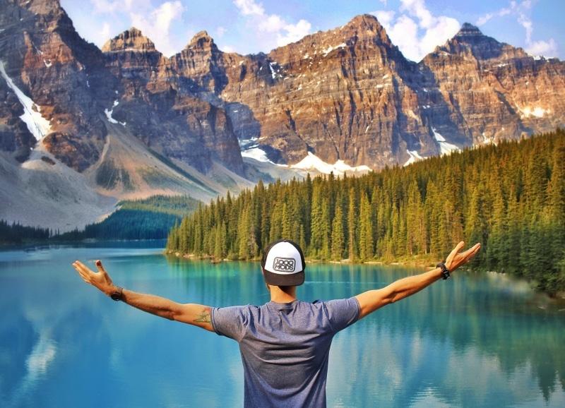 Viagem segura para o Canadá