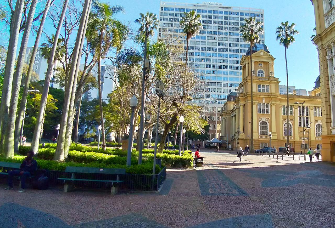 3 dias em Porto Alegre