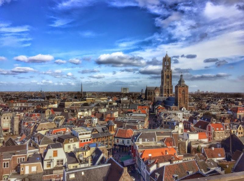 Cidades com universidade na Holanda