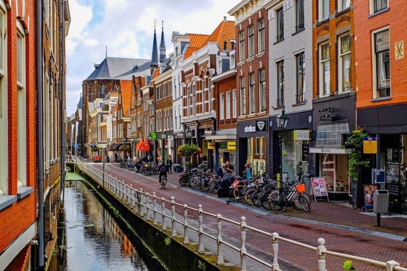Cidades de cartão postal na Holanda