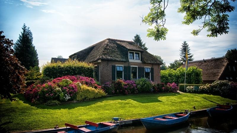 Holanda fotos das cidades