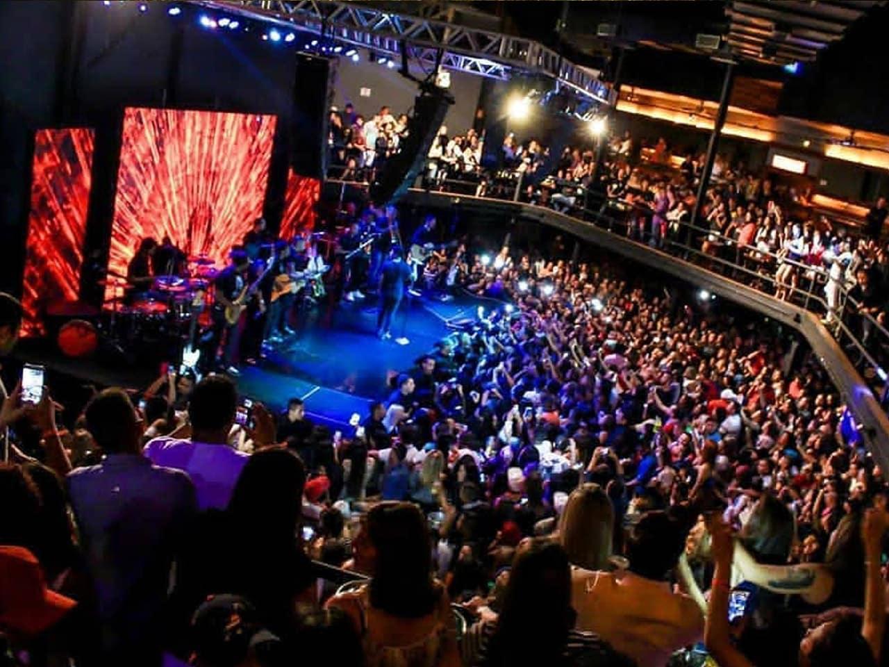 casa de show sertanejo SP