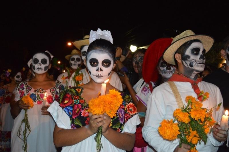 Dia dos Mortos no México
