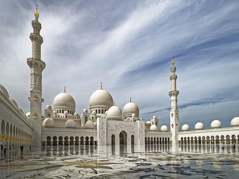 Roteiro de 10 dias em Abu Dhabi