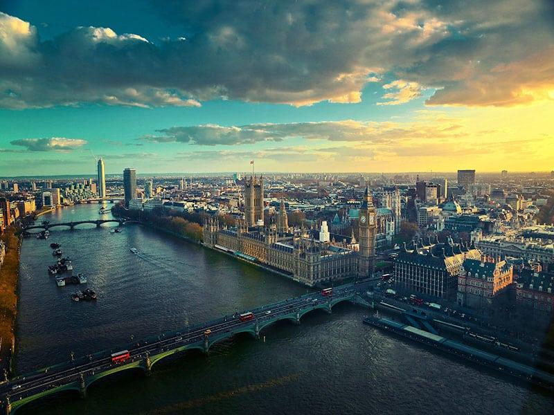 Londres direitos LGBT.
