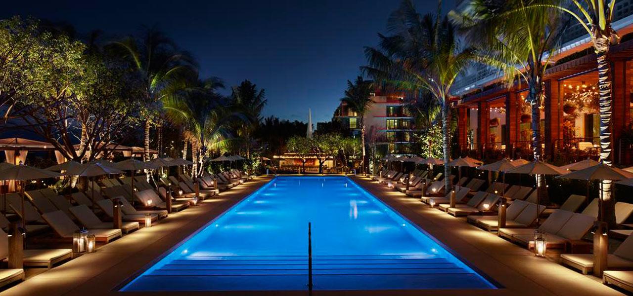 hotéis em miami downtown