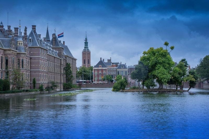 Cidades importantes da Holanda
