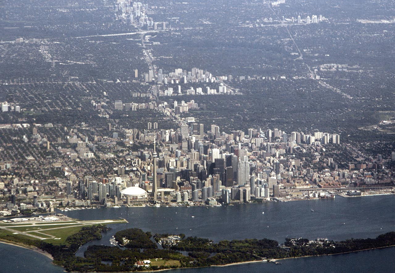 Hospedagem econômica em Toronto