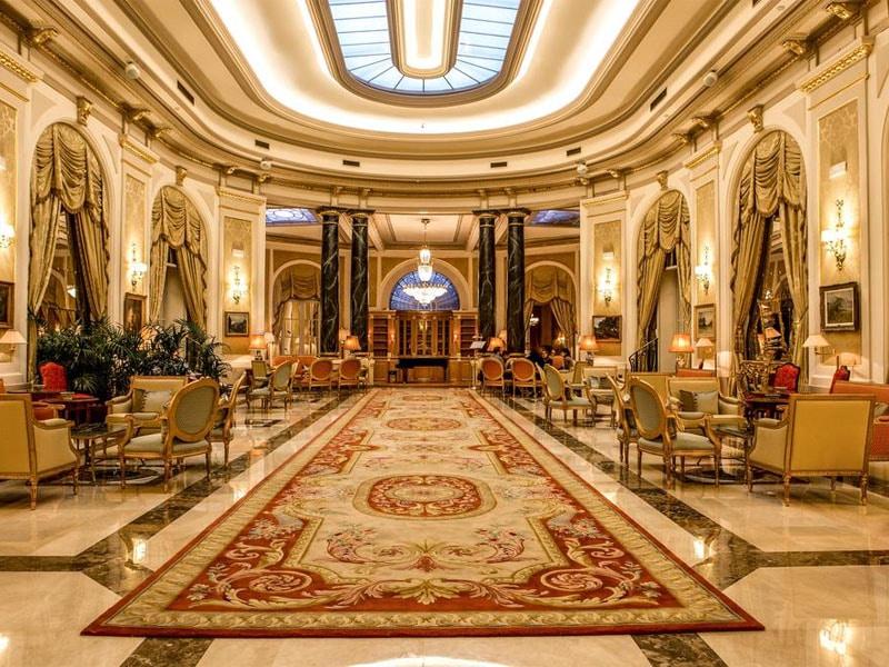 Hotel cinco estrelas em Barcelona melhor localizado
