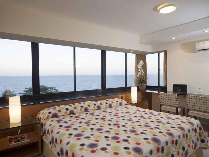 Hotel em Recife barato à beira mar