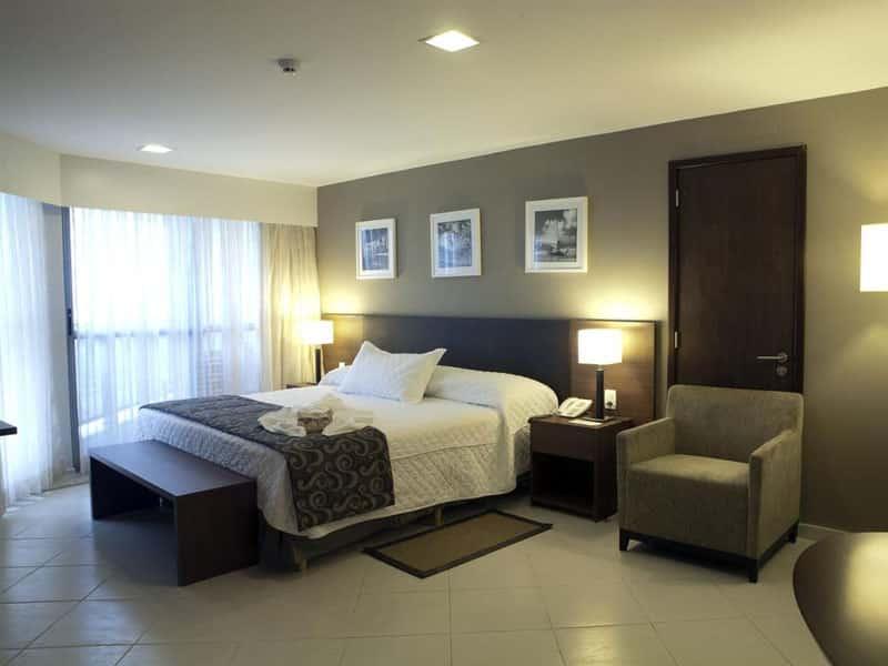 Hotel em Recife na praia de Boa Viagem