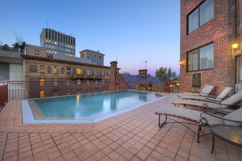 Hotel luxuoso em Sydney