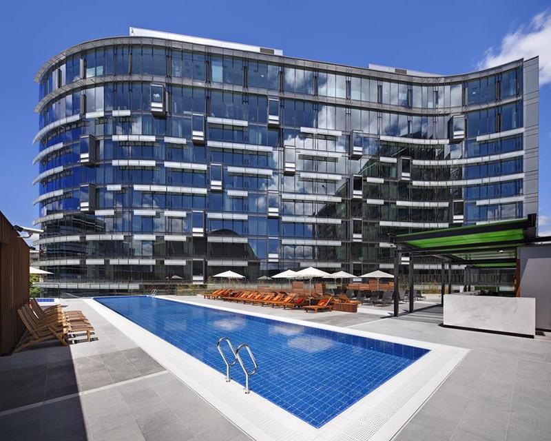 Hotel famoso em Sydney