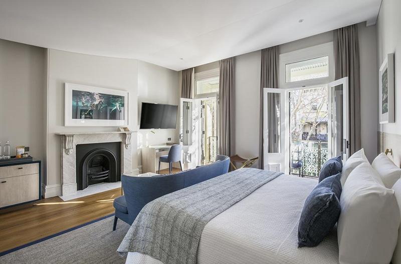 Hotel com vista de Sydney