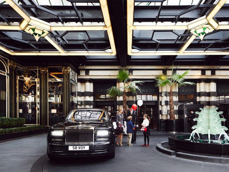 Hotel mais famoso