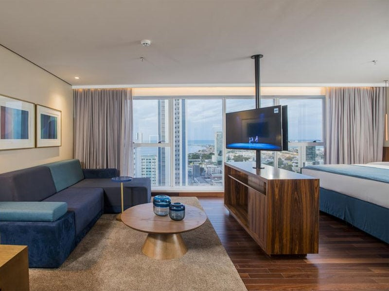 Melhores hotéis em Recife para turistas