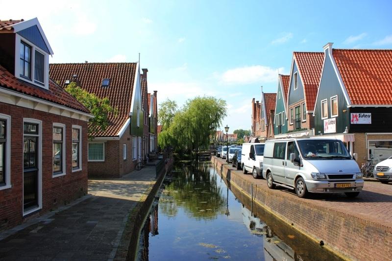 Cidades charmosas da Holanda