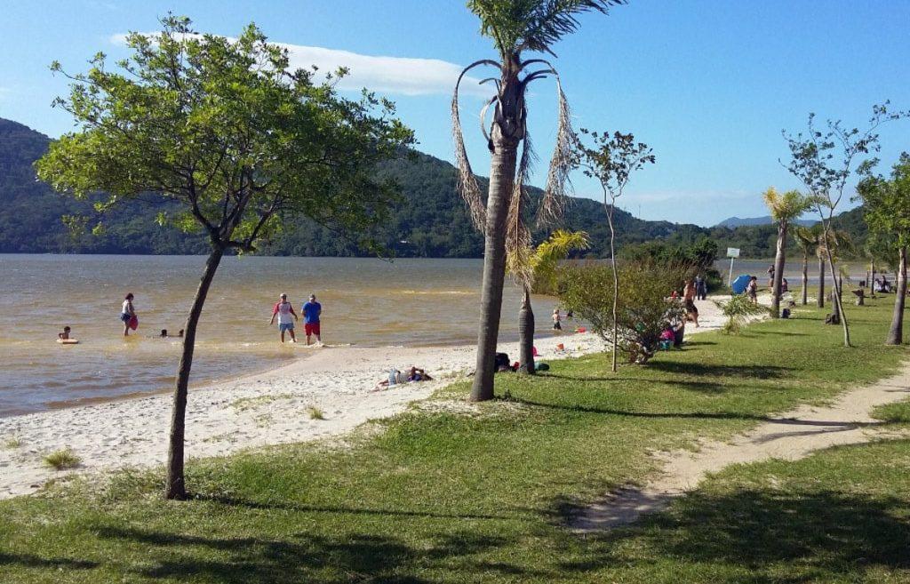 praia do peri florianópolis