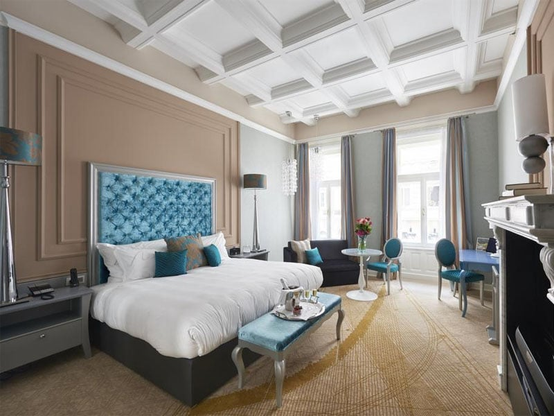 Melhores hotéis do mundo na Hungria