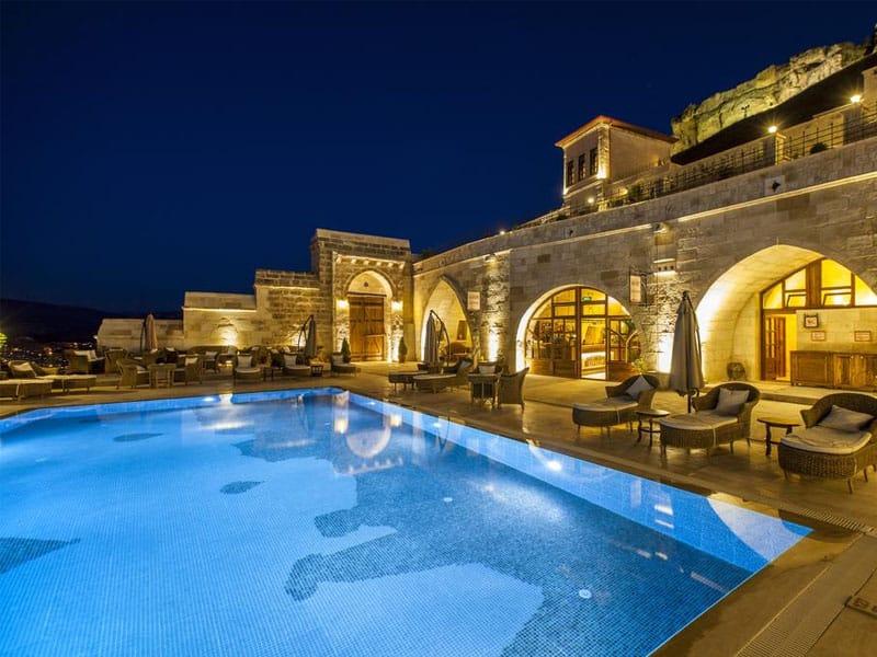 Melhores hotéis do mundo na Turquia