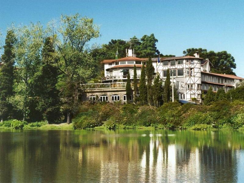 Melhores hotéis do mundo no Brasil