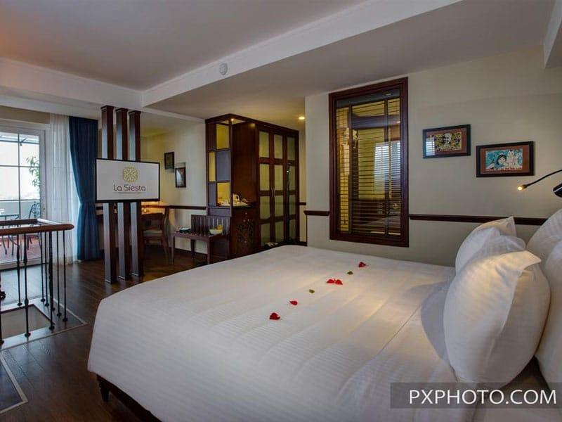 Melhor hotel do mundo perto dos pontos turísticos do Vietnã