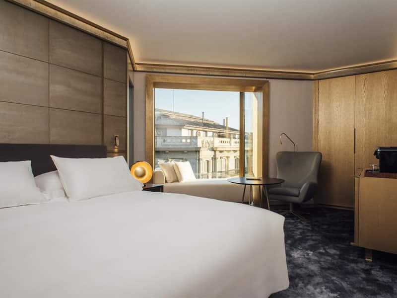 Melhor hotel cinco estrelas em Barcelona