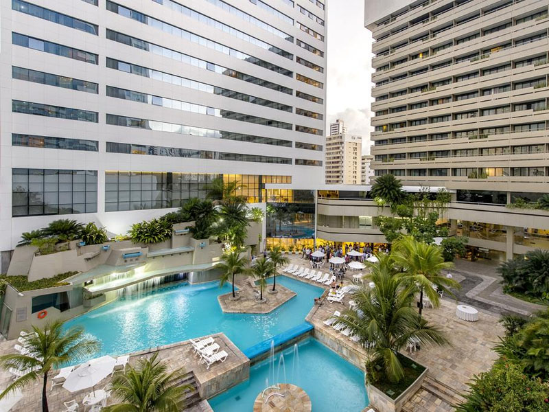 Melhor hotel em Recife perto da praia