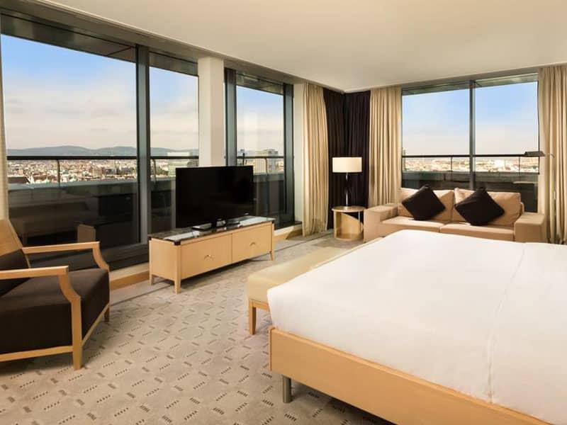 Hotel cinco estrelas em Viena
