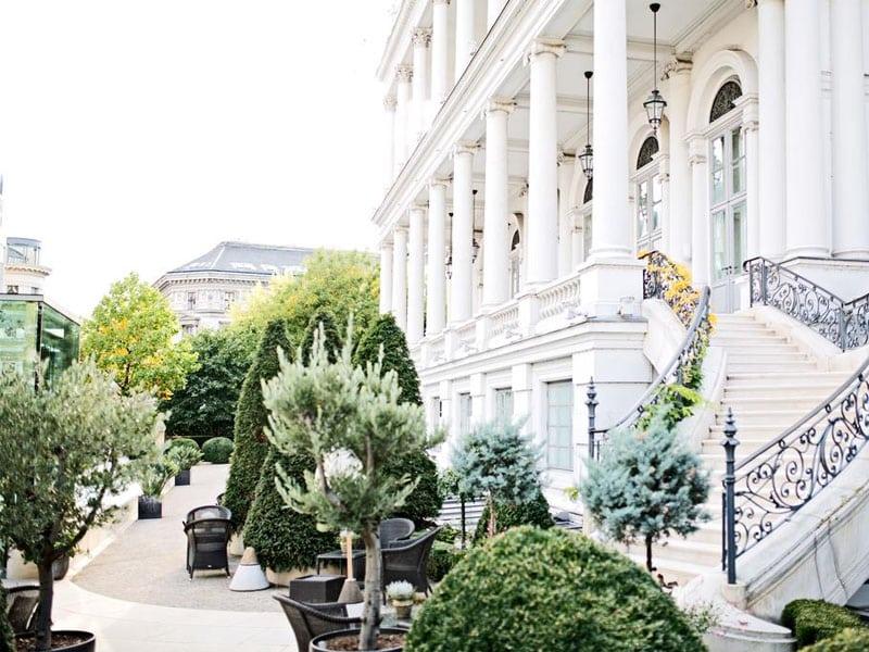 Hotéis no centro de Viena