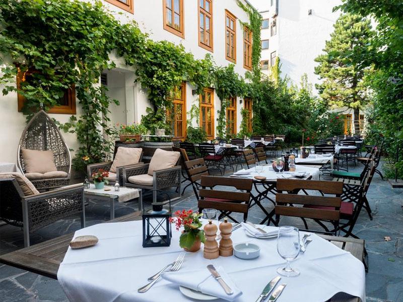 Melhor hotel em Viena tranquilo