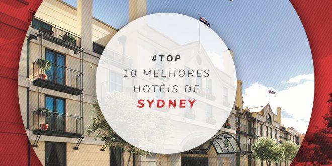 Melhores hotéis de Sydney