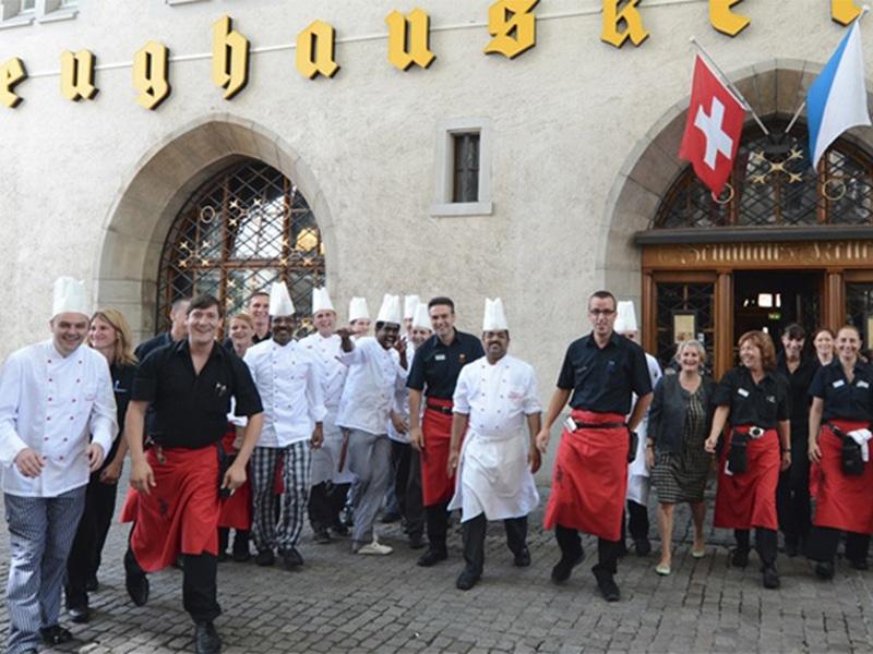 Restaurantes finos em Zurique