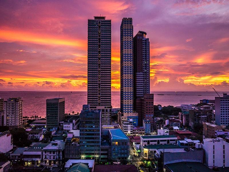 Turismo em Manila