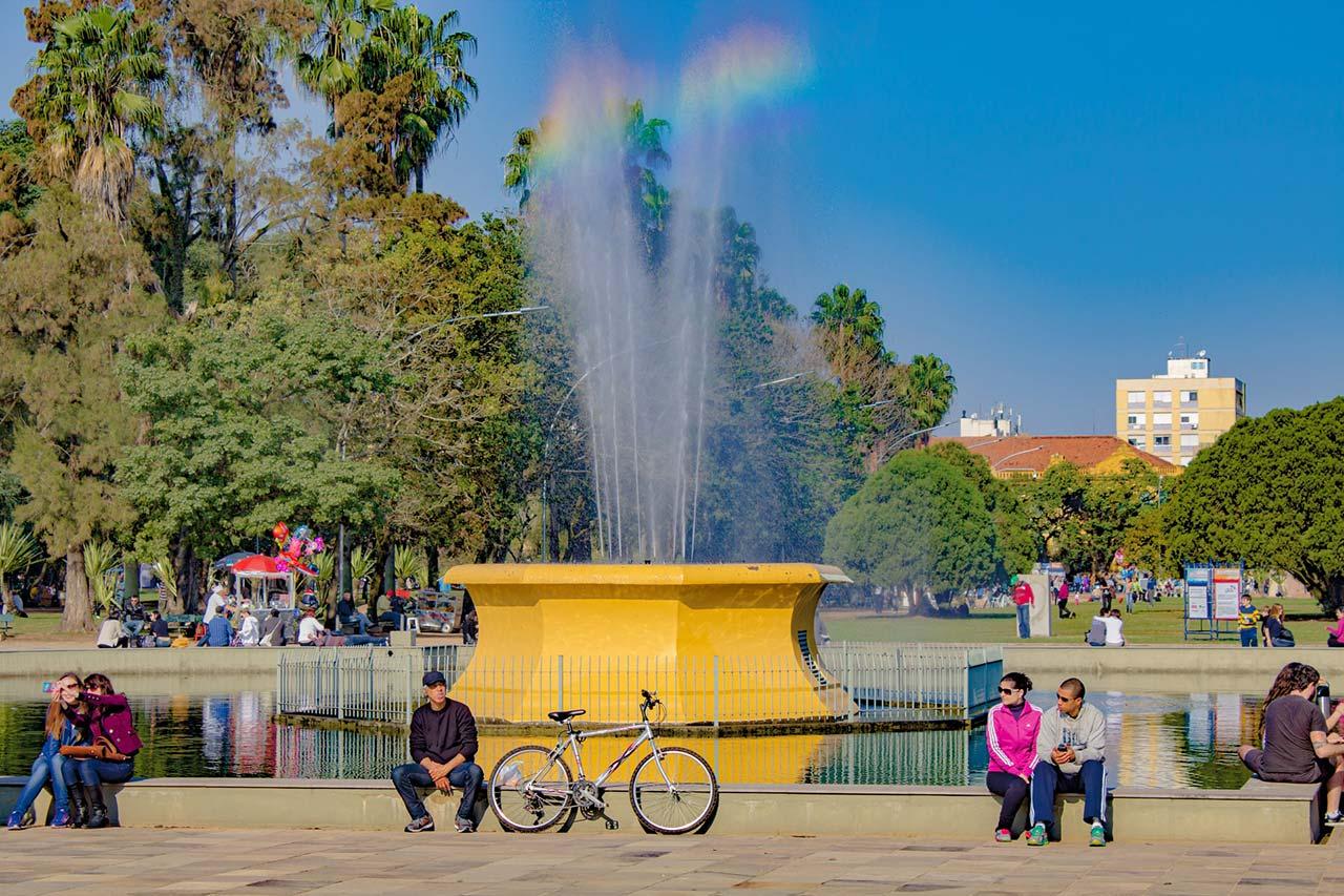 Parques de Porto Alegre