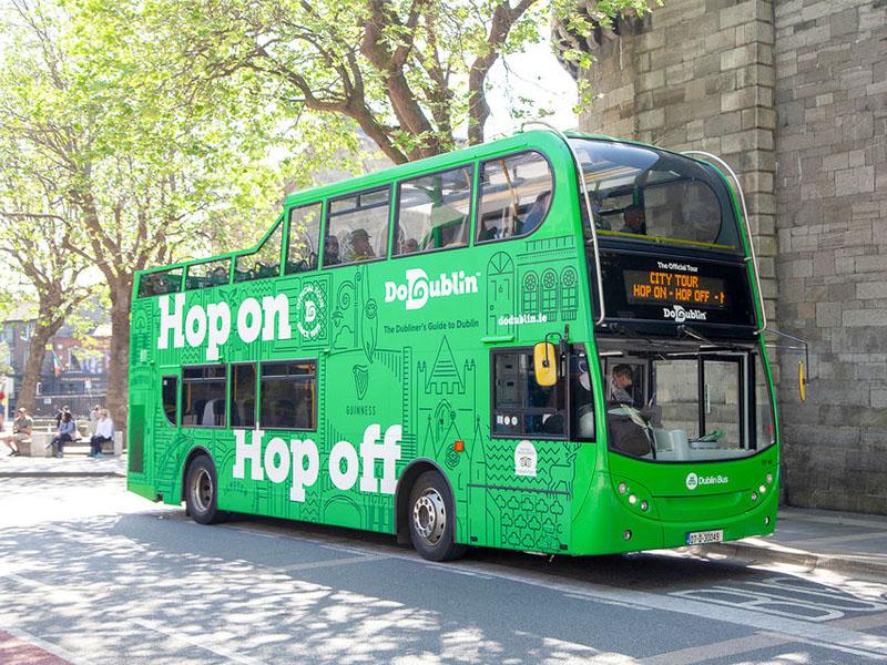 Excursões imperdíveis em Dublin de ônibus