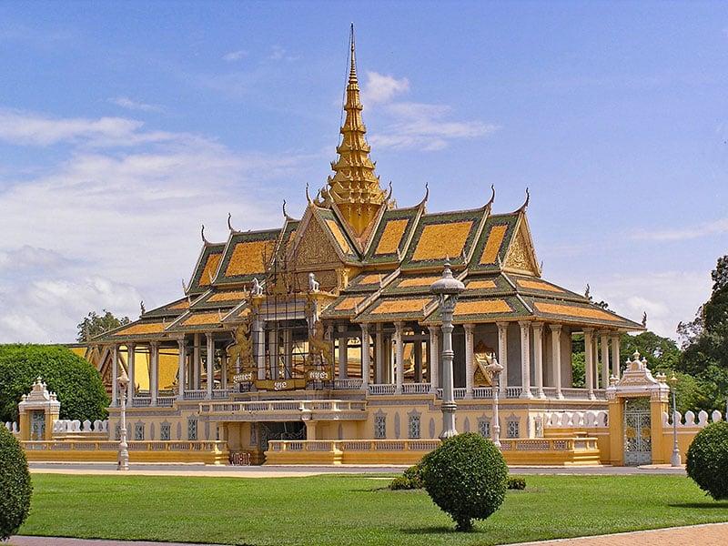 Roteiro de 7 dias no Camboja