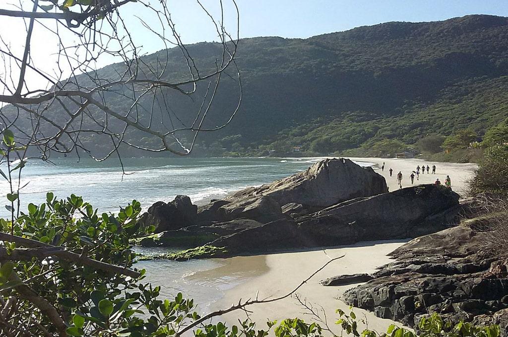 Praia da Solidão Florianópolis