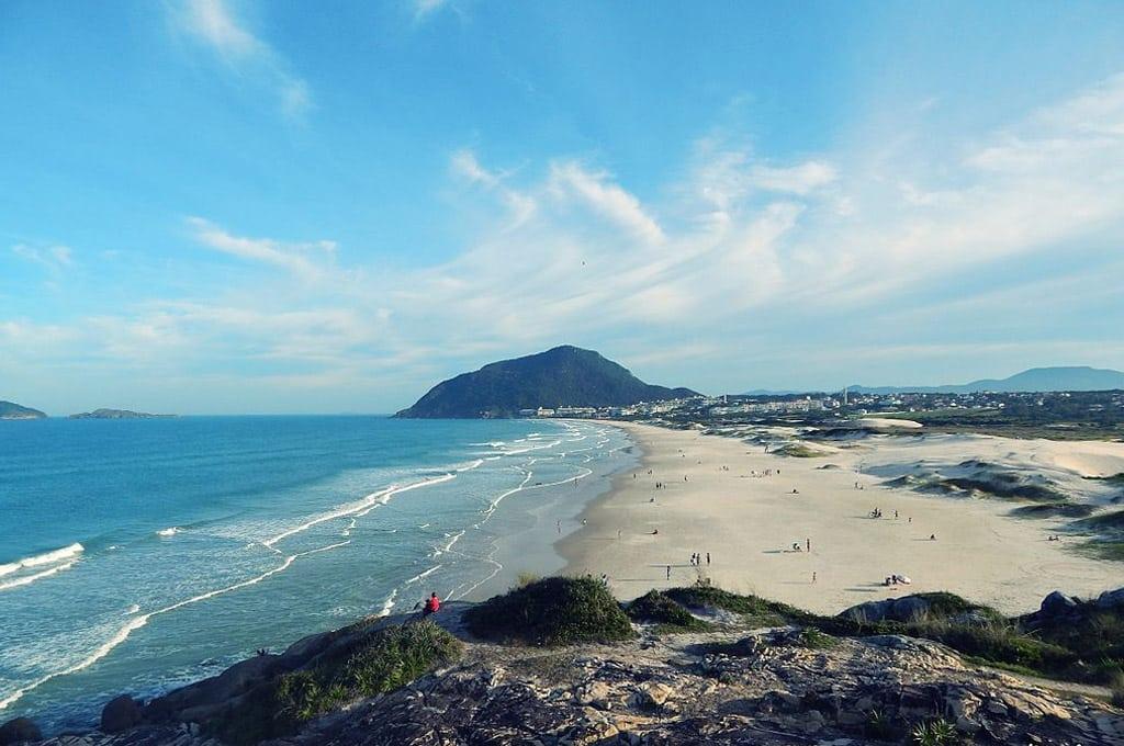 melhores praias de santa catarina para família