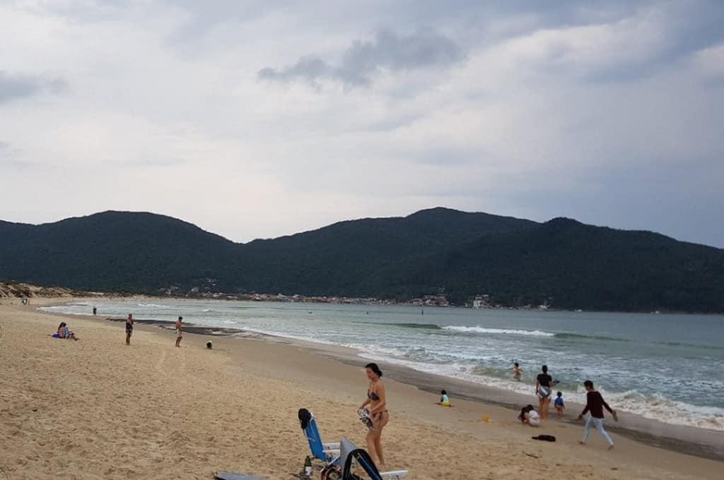 Praia dos Açores Florianópolis