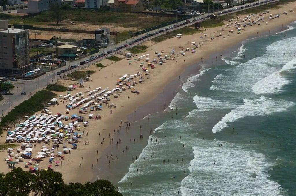 melhores praias de santa catarina para descansa