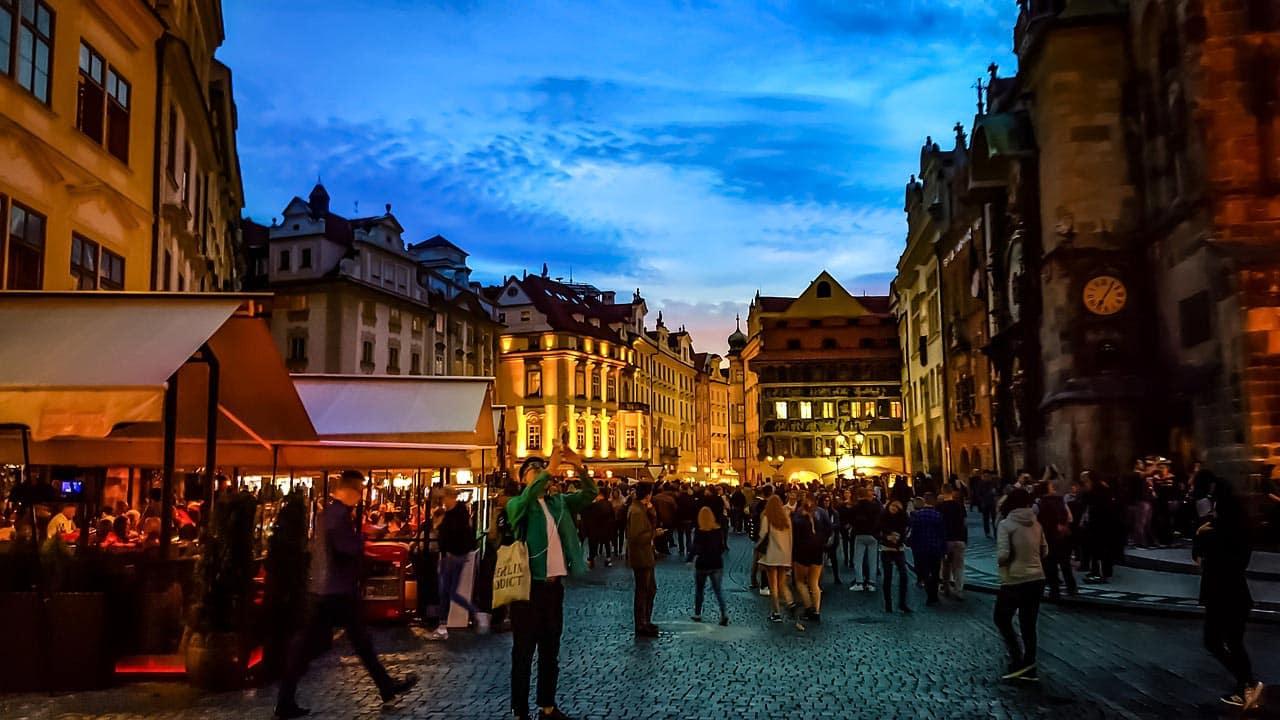 Melhores tours guiados em Praga