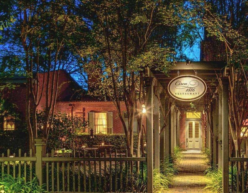 Melhores restaurantes na Carolina do Sul