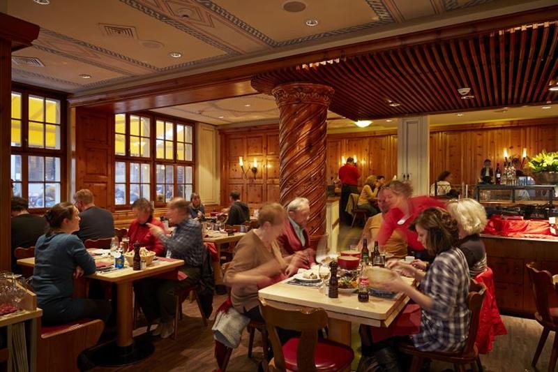 Restaurantes com bom custo-benefício em Zurique